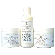 Cleopatra's Skin Care System